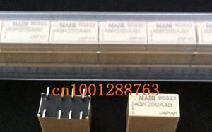 10PCSFree-Shipping-AGN200A4H-AGN200A4-AGN200-ULTRA-SMALL-PACKAGE-SLIM-POLARIZED-RELAY-NAIS-SOP