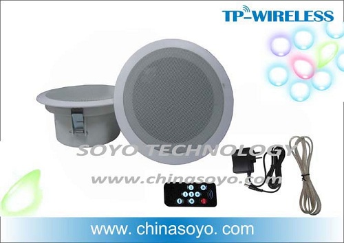 Digital-Wireless-Ceiling-Speaker-Home-theater-system-
