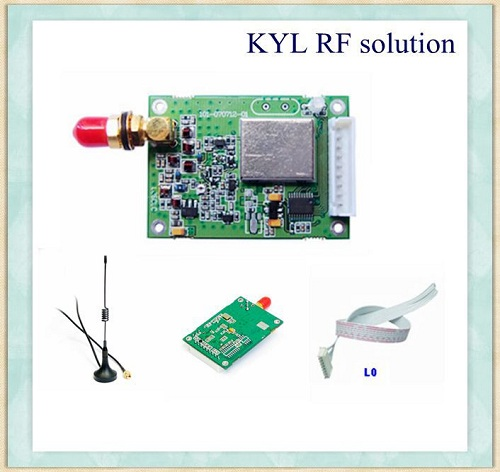 KYL-200L-2km-3km-500mW-1W-433MHz-RF-Modules-PTZ-Wireless-Controller-RS232-RS485-TTL-to