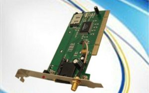 PCI-MODEM-WIRELESS-GPRS-Q2403A-INTERFACE-in