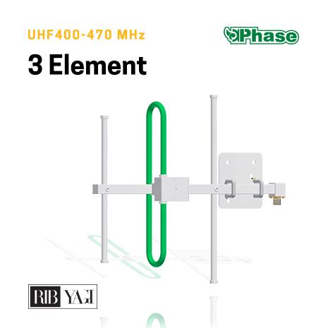 Phase-Yagi-UHF-antenna